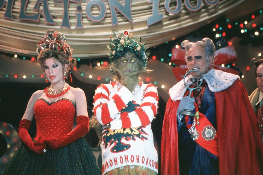 The Grinch Who Stole Christmas Movie Whoville News and entertainment...